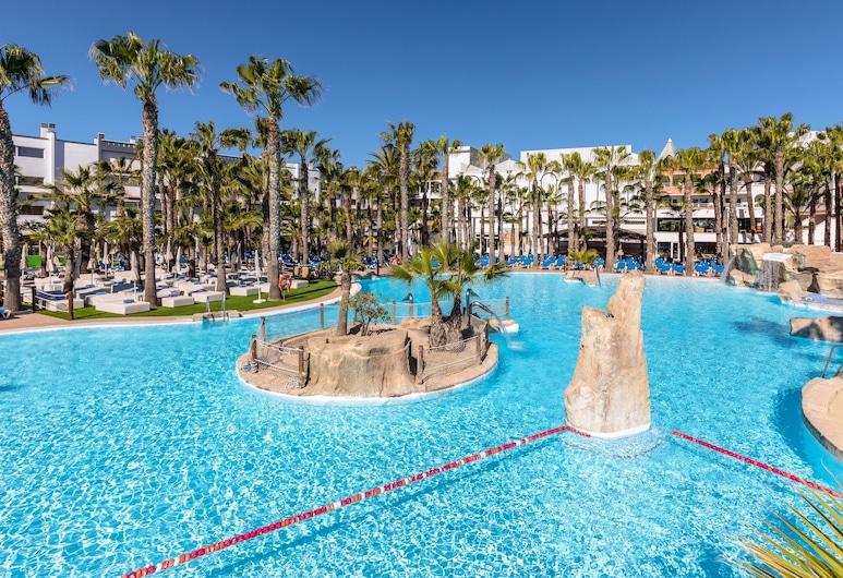 Vera Playa Club Hotel - Naturista, Vera, Vonkajší bazén