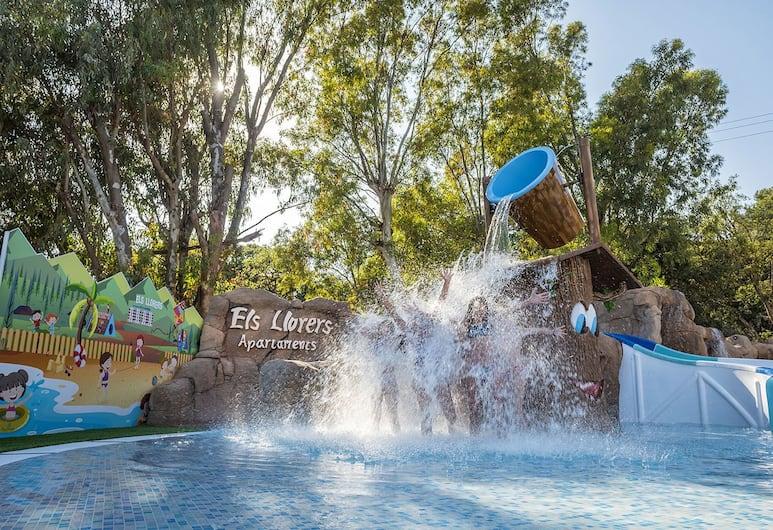 Apartaments Els Llorers, Lloret de Mar, Lastenallas