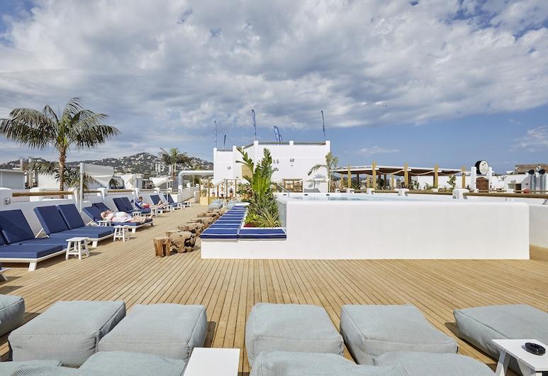 Gran Hotel Flamingo – Adults Only, Lloret de Mar, Piscine sur le toit
