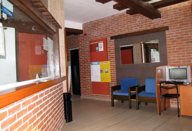 Apartaments Lloret Sun, Lloret de Mar, Reception