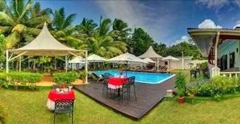 Praslin Adası bölgesindeki Le Relax Beach Resort - Praslin resmi