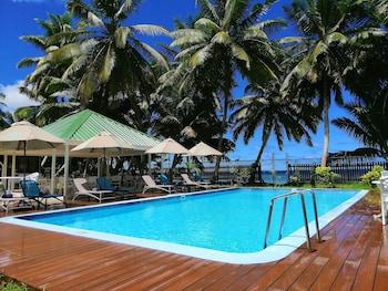Picture of Le Relax Beach Resort - Praslin in Praslin Island