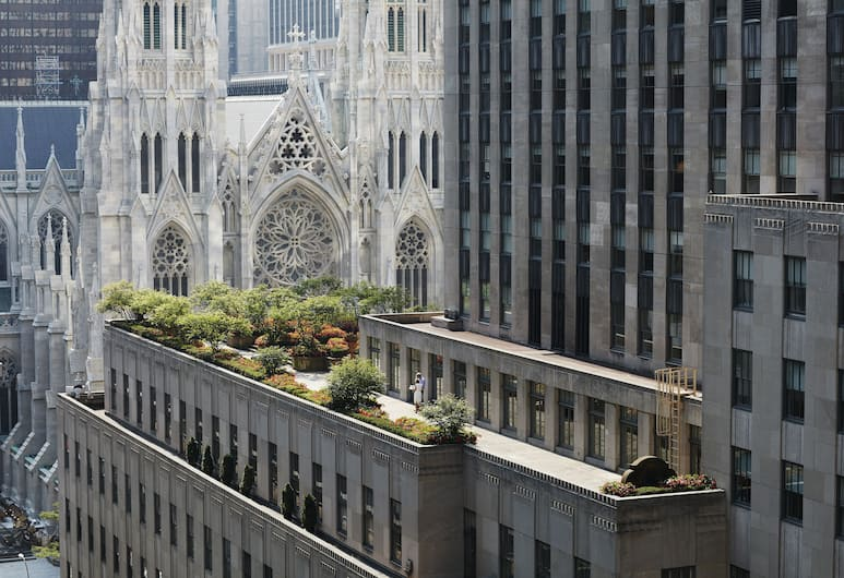 Radisson Hotel New York Midtown-Fifth Avenue, New York, Vaade hotellist