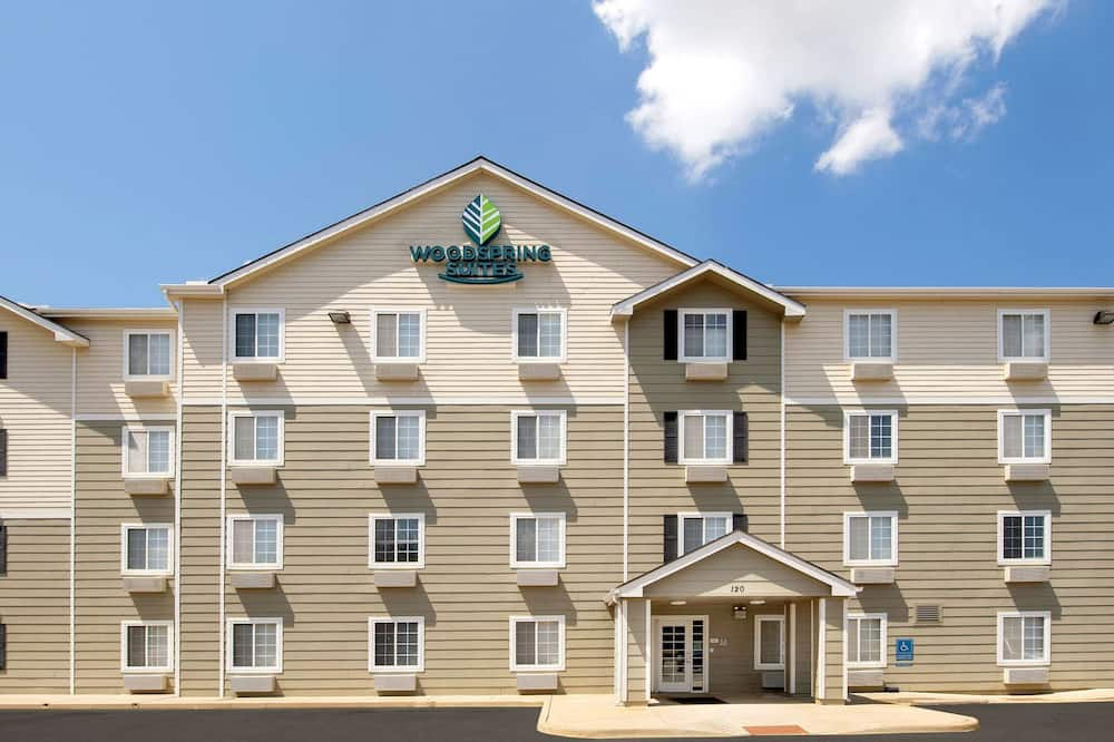 Woodspring Suites Huntsville Madison, Madison