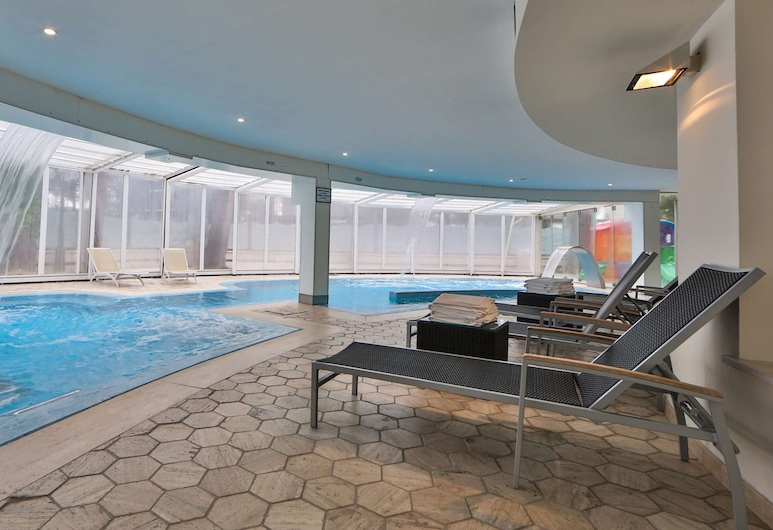 Hotel Globus, Sure Hotel Collection by Best Western, Cervia, Piscina cubierta