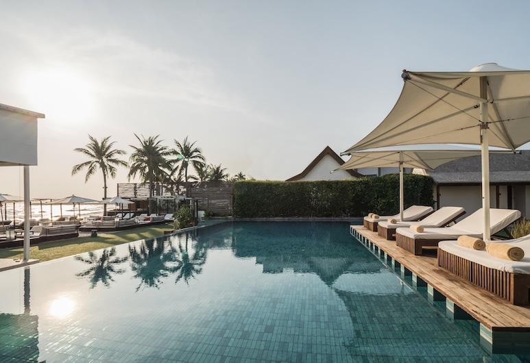 華欣普塔拉薩渡假村, Hua Hin, 室外泳池