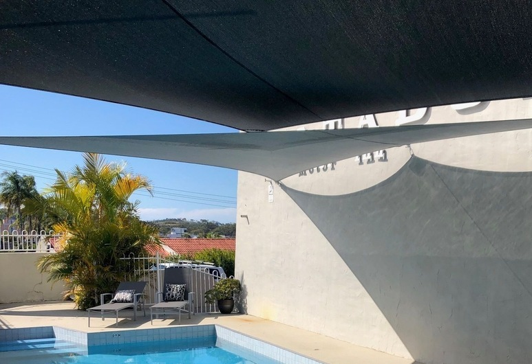 Matador Motor Inn, Coffs Harbour, Outdoor Pool