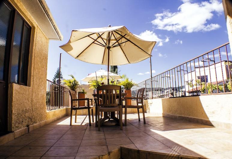 Hotel Casa Divina Oaxaca, Oaxaca, Superior Villa, 2 Bedrooms, Terrace/Patio