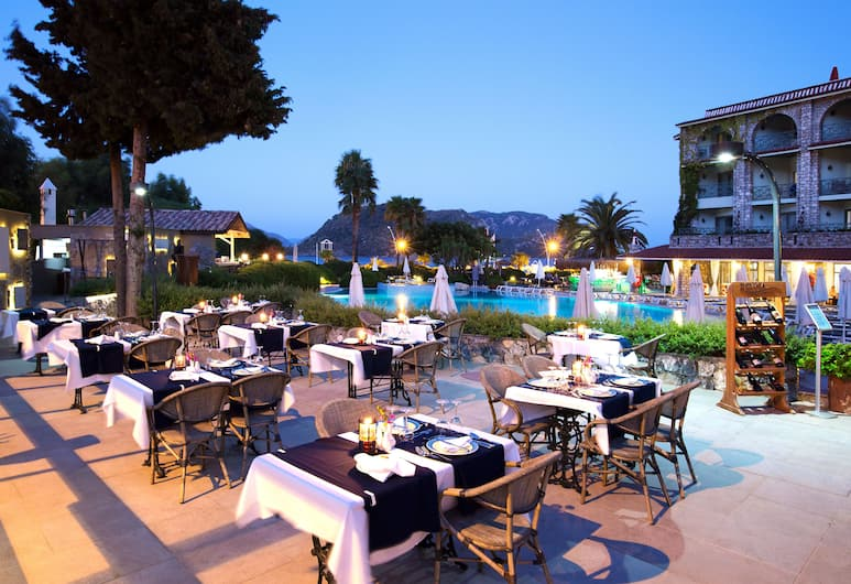 Marti La Perla Hotel - All Inclusive - Adult Only , Marmaris, Outdoor Dining