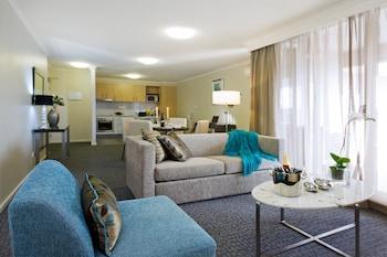 Fotografia do Pacific Suites Canberra em Braddon