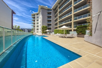 Nuotrauka: Pacific Suites Canberra, Kanbera