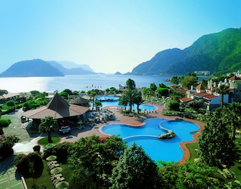Marmaris bölgesindeki Marti Resort Hotel resmi