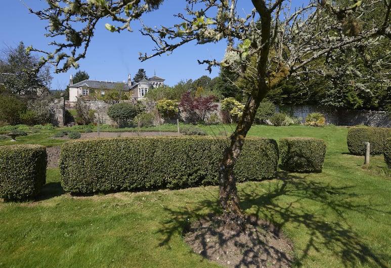 Loch Ness Country House Hotel, Inverness, Garten