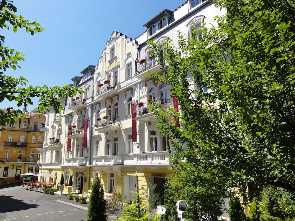 Hotel Residence Romanza, Marianske Lazne