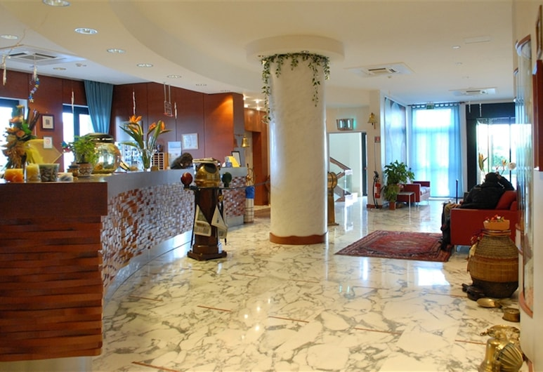 Best Western Hotel Nettuno, Brindisi, Lobby