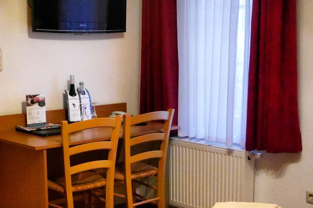 Pagerinto tipo dvivietis kambarys - Svetainės zona