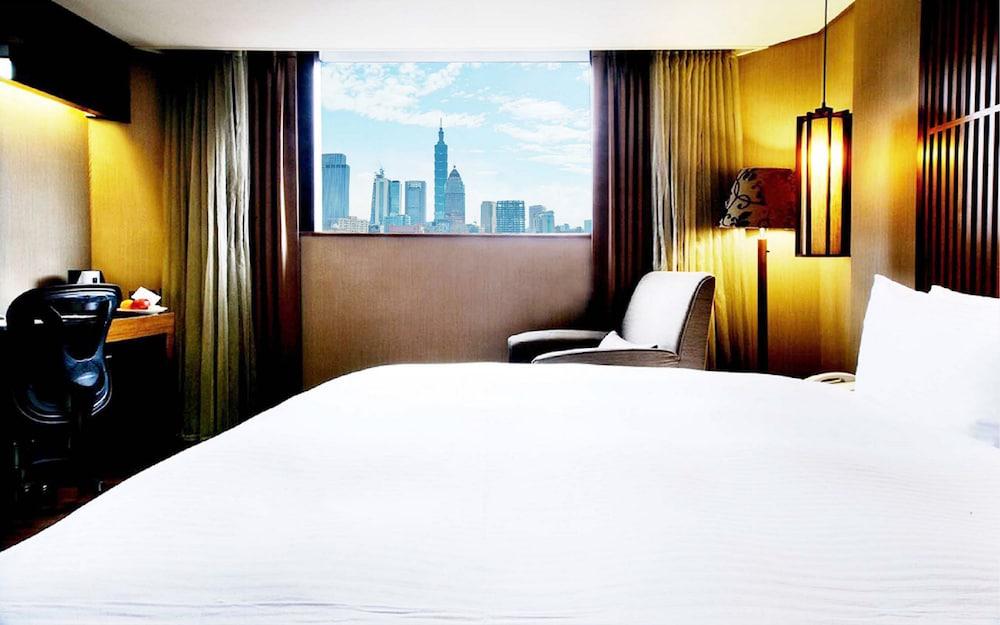 Lealea Garden Hotels Taipei Guest Room