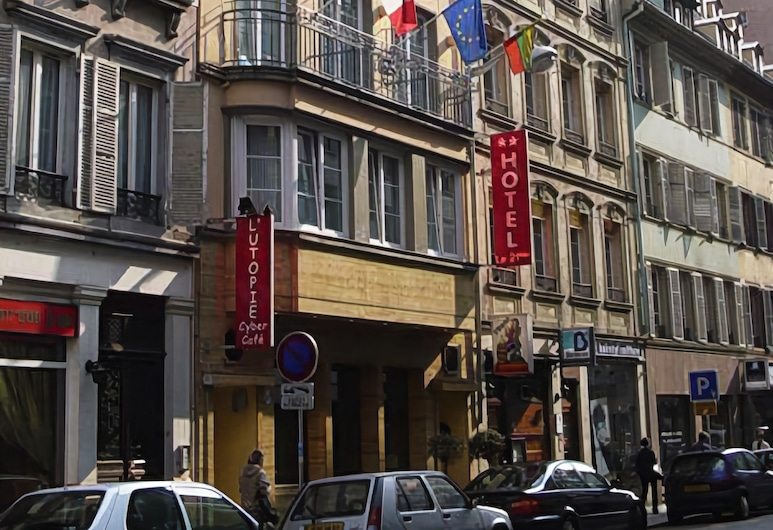 Hotel le 21ème, Straßburg