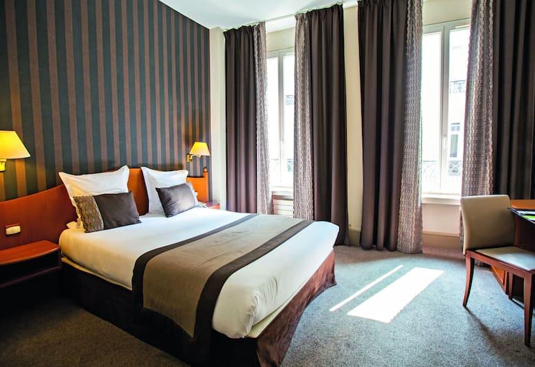 Hôtel Vacances Bleues Provinces Opéra, Paris, Comfort Double Room, Guest Room