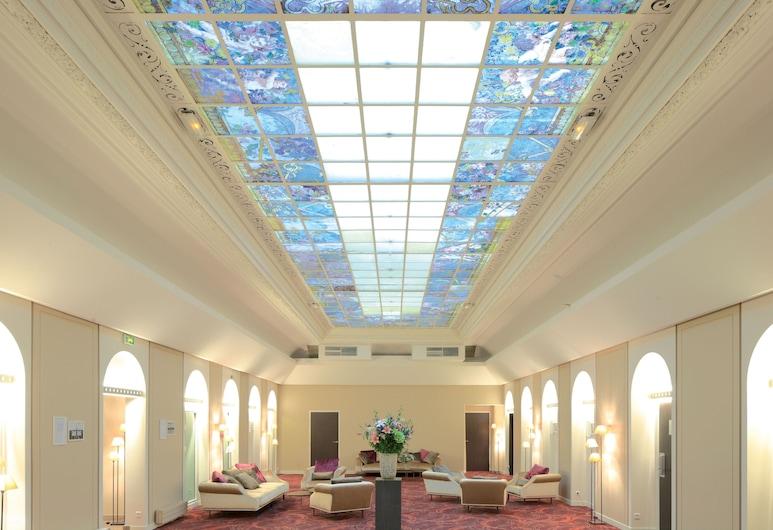 Hôtel Vacances Bleues Provinces Opéra, Paris, Lobby Lounge