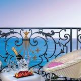 Superior-Zimmer, Meerblick - Blick vom Balkon