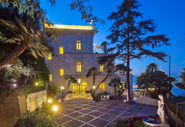 Luxury Villa Excelsior Parco, Capri