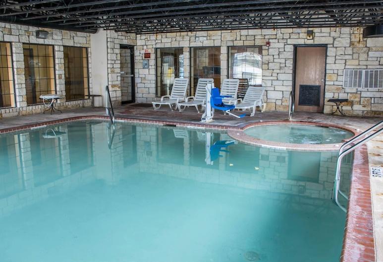 Comfort Suites Near Seaworld, San Antonio, Havuz
