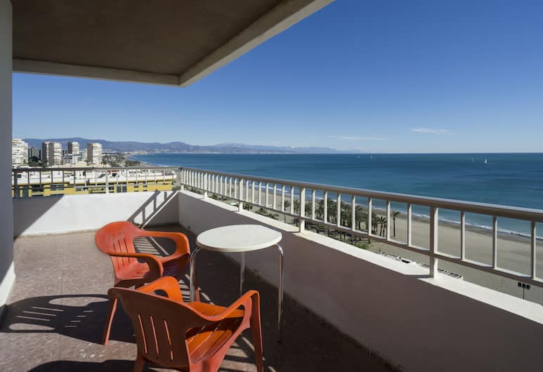 Apartamentos Bajondillo, Torremolinos, Apartment, 1 Bedroom, Partial Sea View , Kameruitzicht