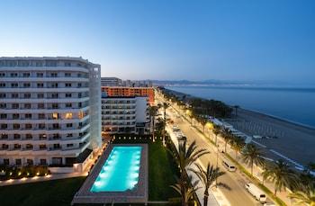 Foto di Hotel Apartamentos Bajondillo a Torremolinos