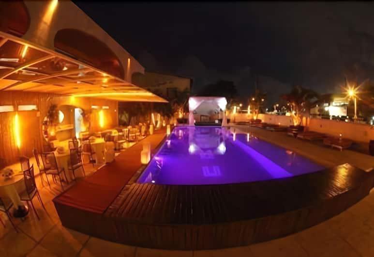 Cocoon Hotel & Lounge, Salvador, Outdoor Pool