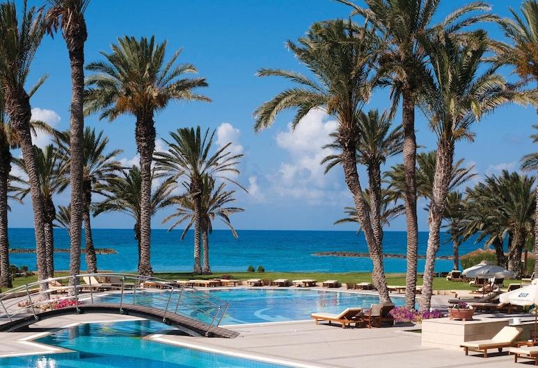 Constantinou Bros Asimina Suites Hotel, Geroskipou, Superior Suite, 1 Bedroom, Sea View, Guest Room