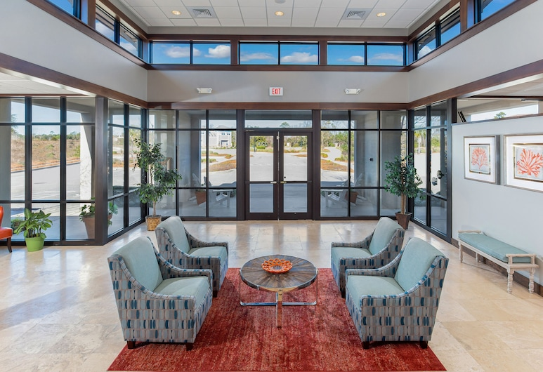 Barefoot Resort & Yacht Club, North Myrtle Beach, Sala de estar en el lobby