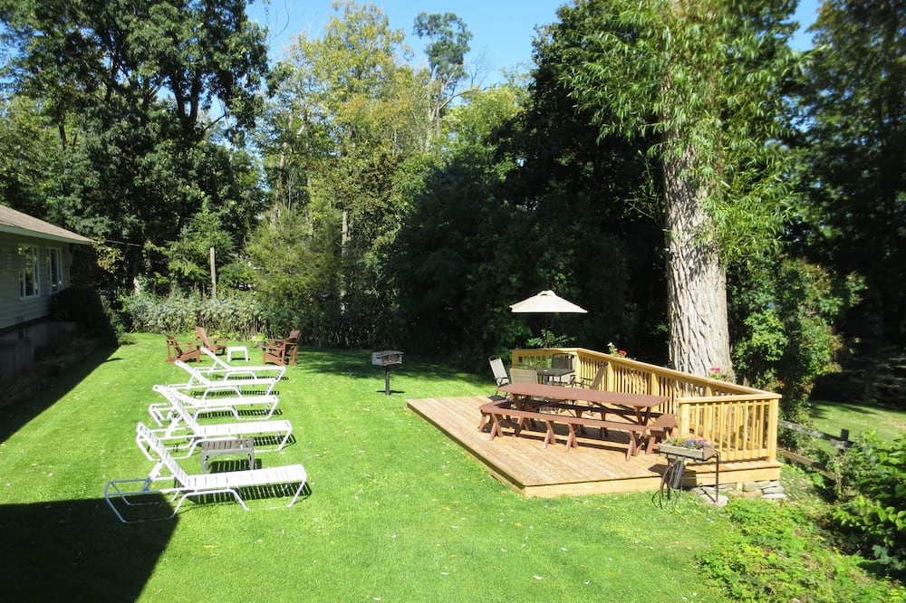 Barbekü/Piknik Alanı