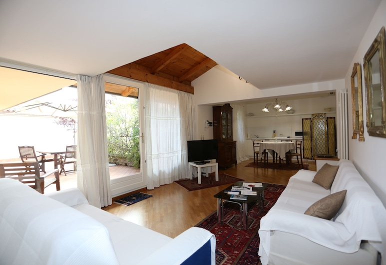 Hotel Residence La Reunion, Ravenna, Svit Executive, Rum