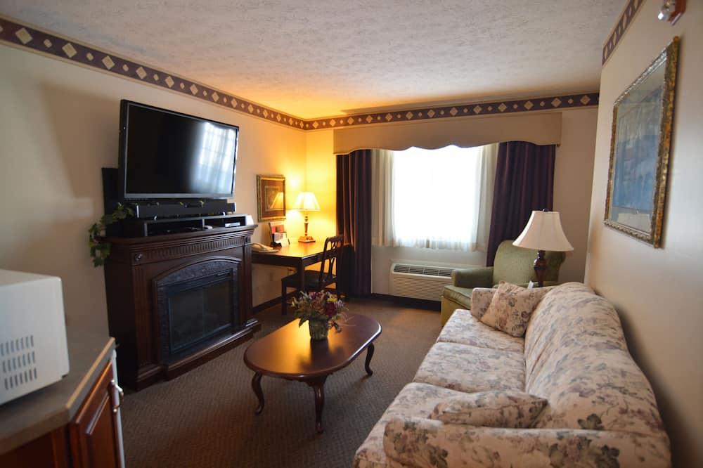 客房 - 客廳