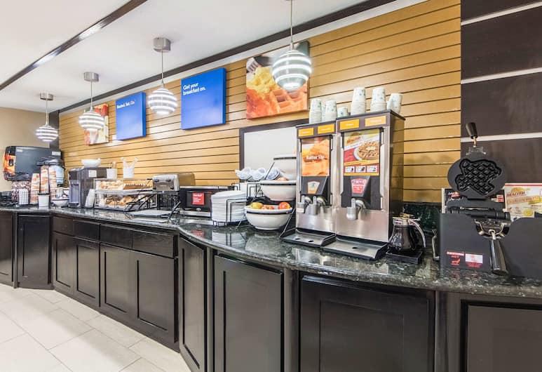 Comfort Inn Dallas Park Central, Даллас, Зона для сніданків