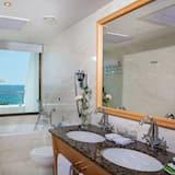 Executive Junior Suite Sea View - Bathroom