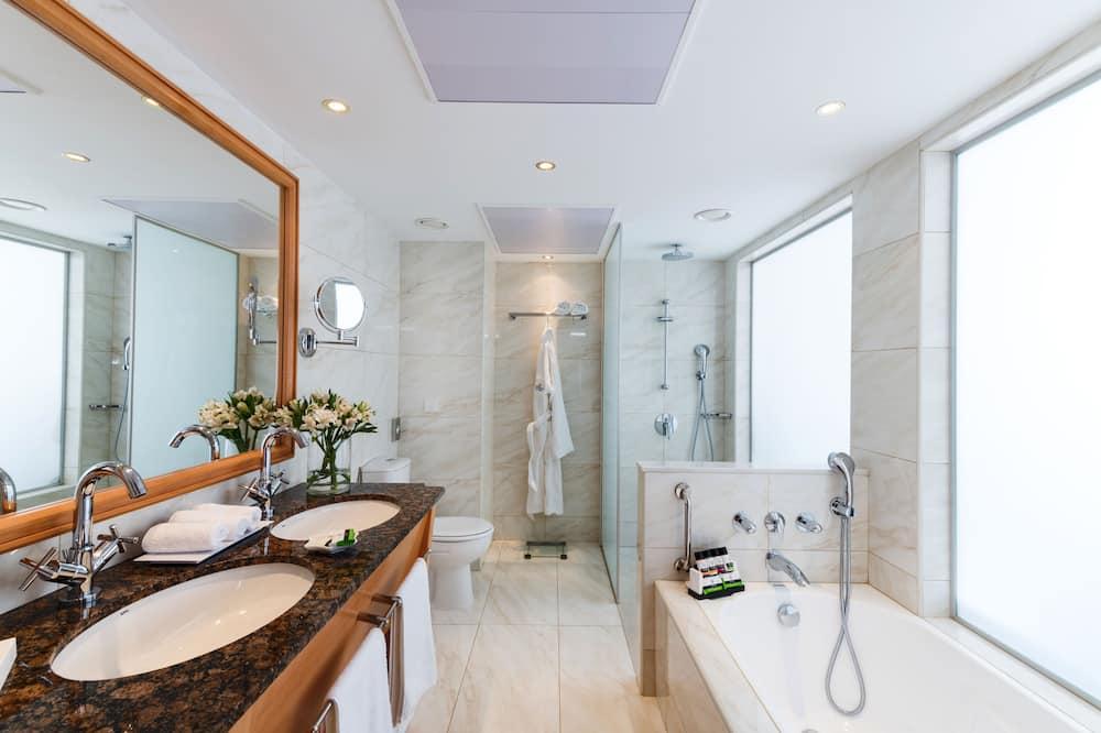 Executive Junior Suite Sea View - Ванная комната