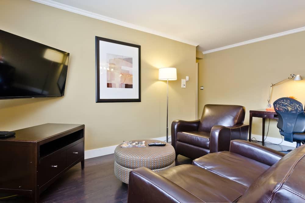 Suite Kota, 1 kamar tidur - Ruang Keluarga
