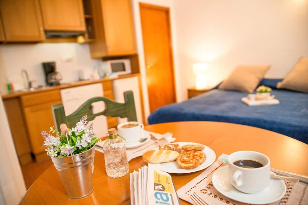 شقة - غرفة نوم واحدة (4 adults) - غرفة معيشة