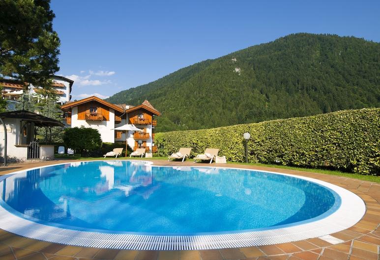Du Lac Vital Mountain Hotel, Molveno, Kolam Terbuka
