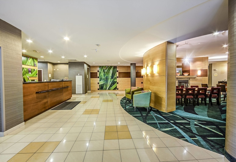 SpringHill Suites by Marriott Dayton South/Miamisburg, Dayton, Lobby