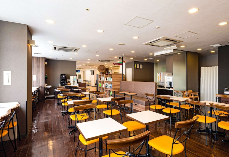 Comfort Hotel Sendai East, Sendajus, Vestibiulis