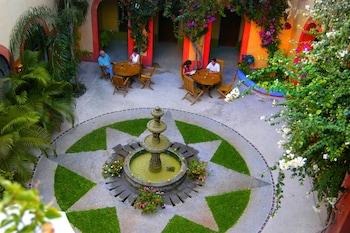 Foto van The Melville Boutique Hotel in Mazatlan