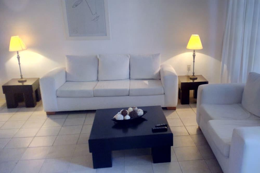 Deluxe, ett soverom - Stue