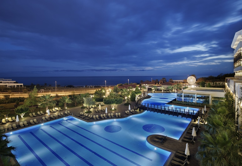 Alba Royal Hotel - All Inclusive - Adults Only, Side, Alberca