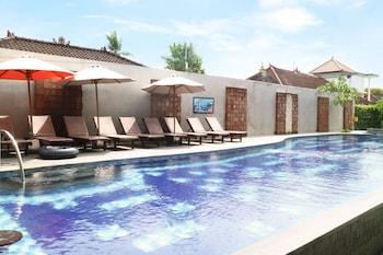 Legian bölgesindeki Grand Sinar Indah Hotel resmi