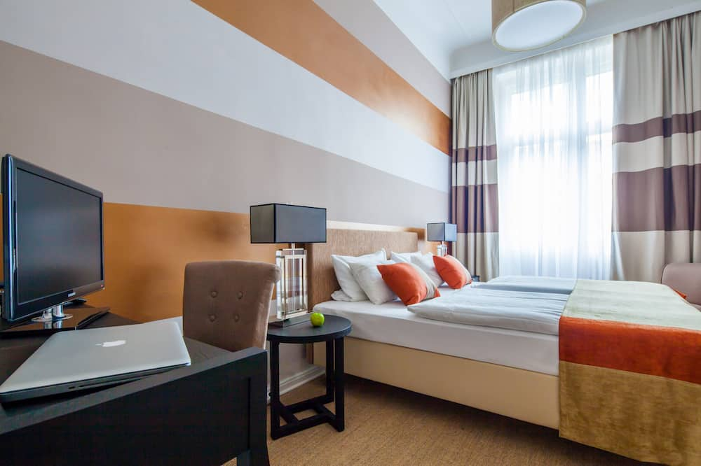 Standard Μονόκλινο Δωμάτιο - Περιοχή καθιστικού