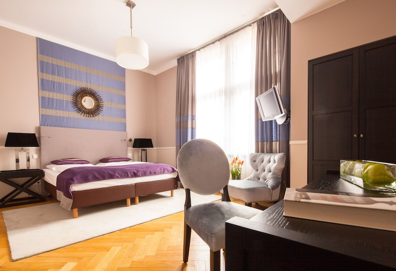 Hotel Elba am Kurfürstendamm - Design Chambers, Berlín, Habitación doble Confort, Habitación