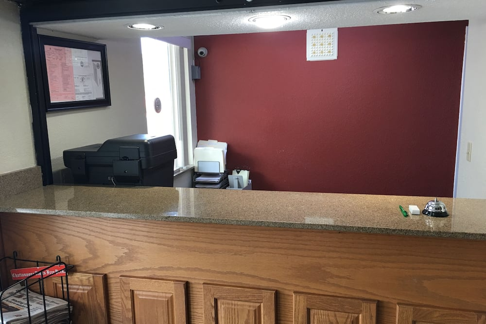 Γραφείο για check-in/check-out